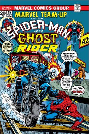 Marvel Team-Up (1972) #15
