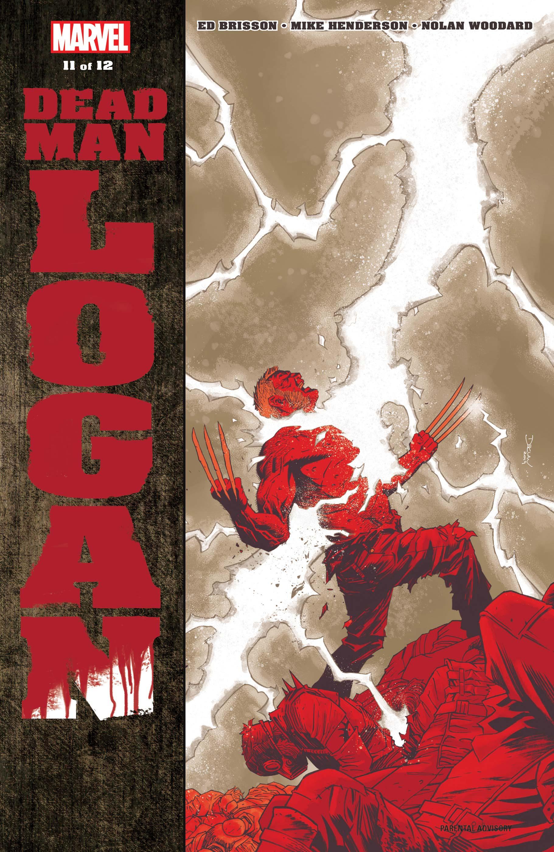 Dead Man Logan (2018) #11