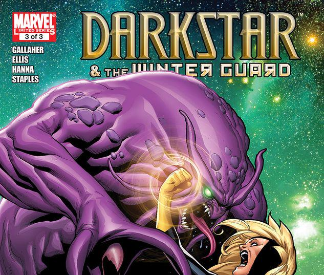 Darkstar and the Winter Guard #3