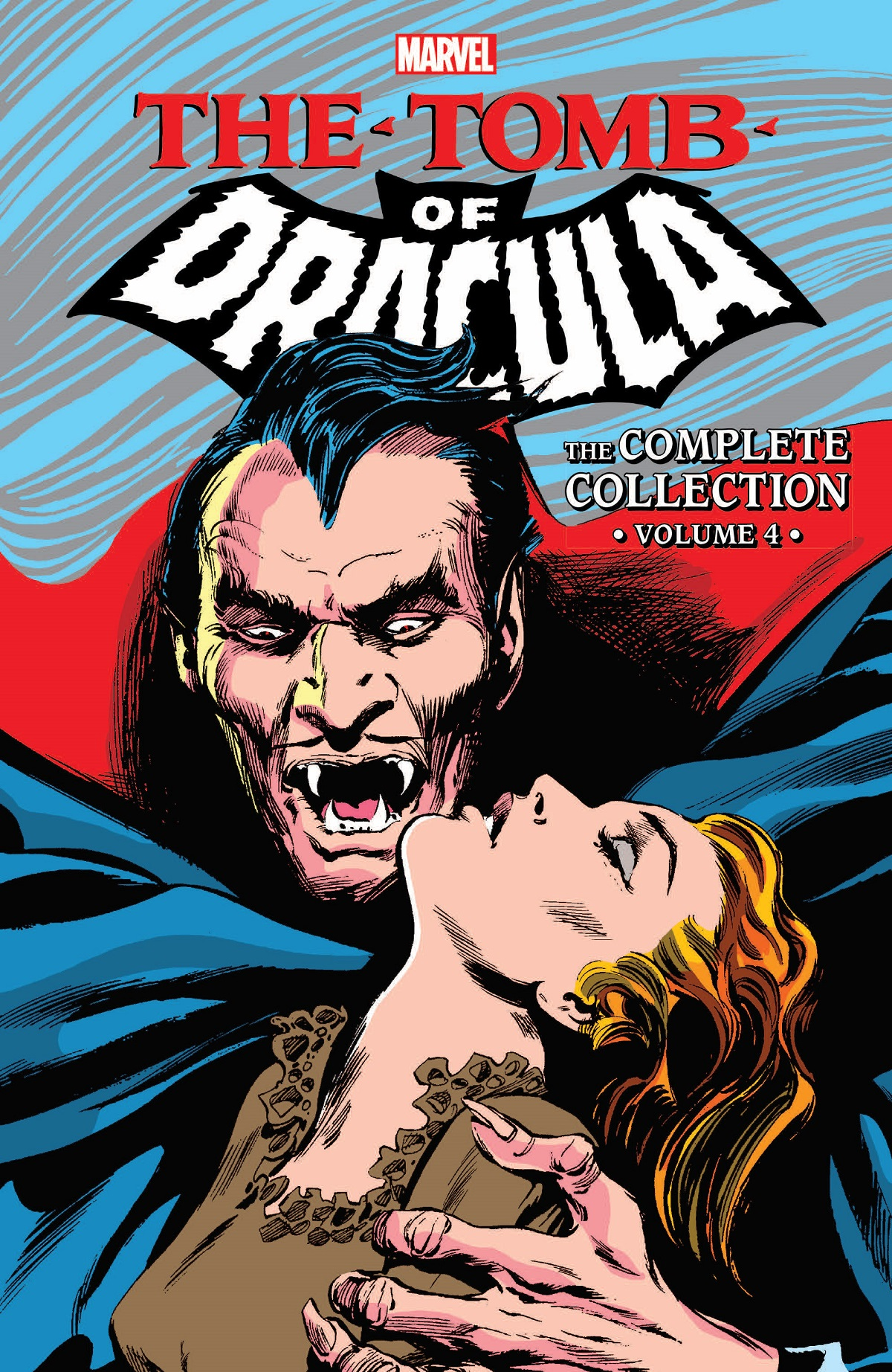 Tomb Of Dracula: The Complete Collection Vol. 4 (Trade Paperback)