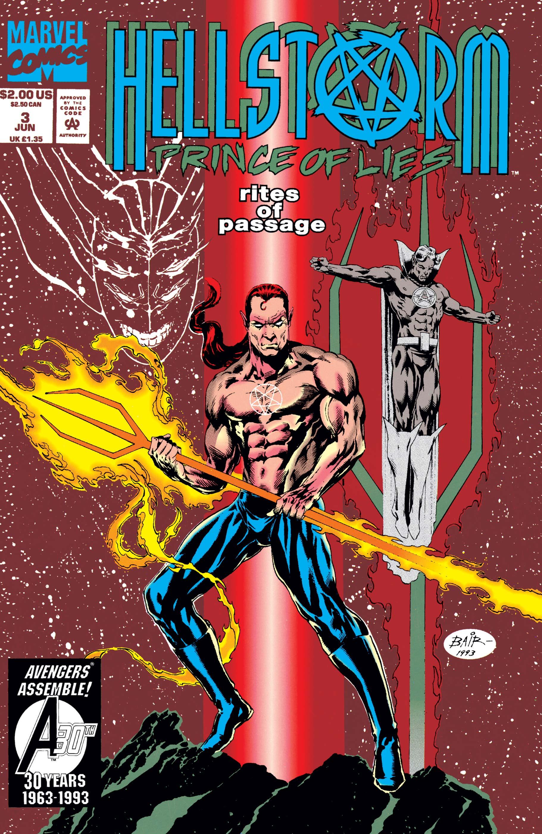 Hellstorm: Prince of Lies (1993) #3