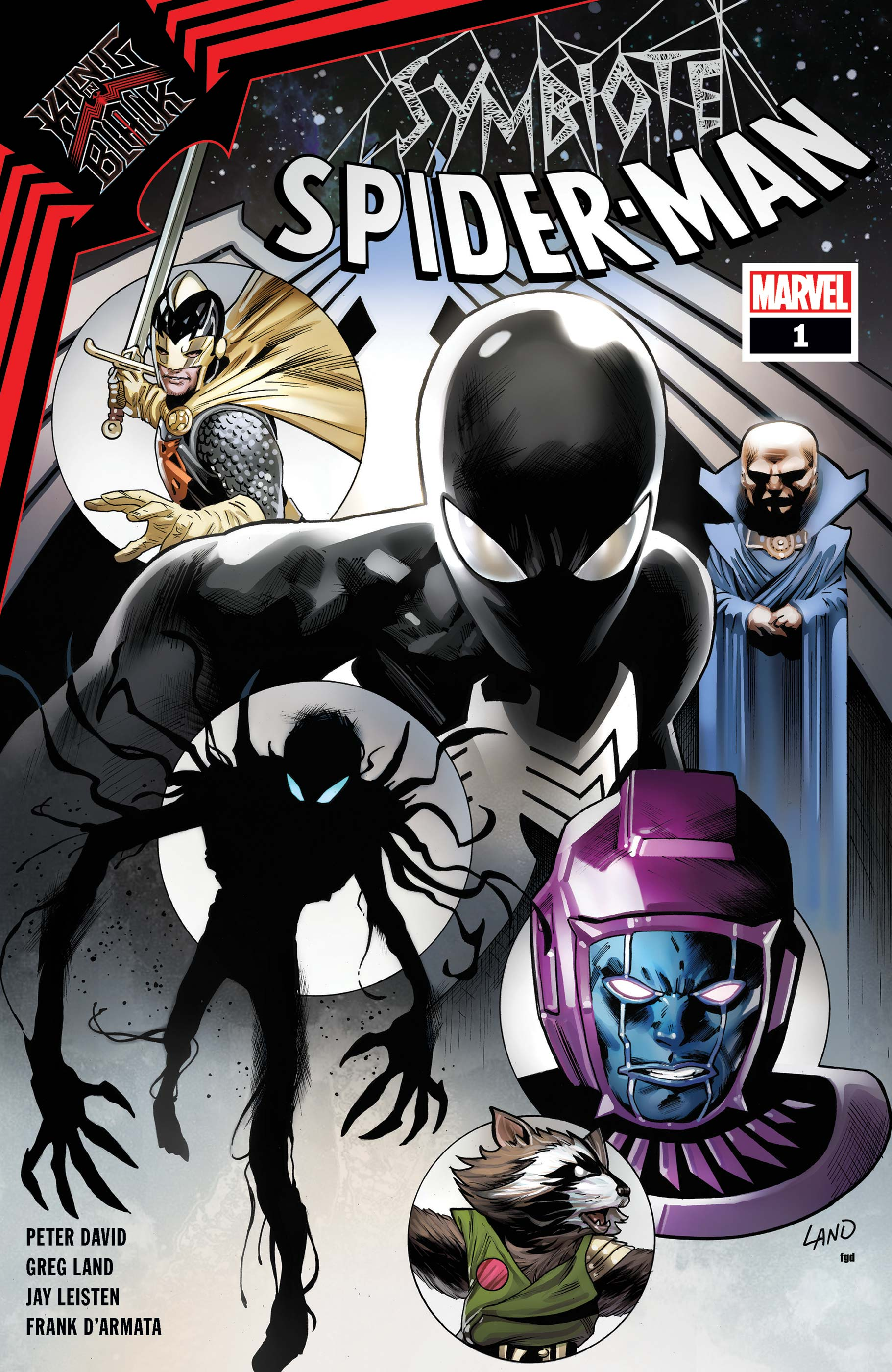 Symbiote Spider-Man: King in Black (2020) #1