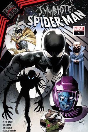 Symbiote Spider-Man: King in Black #1