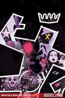 Weapon X Noir #1