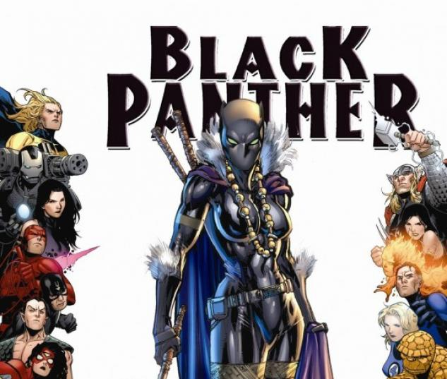 BLACK PANTHER #7 (70TH FRAME VARIANT)