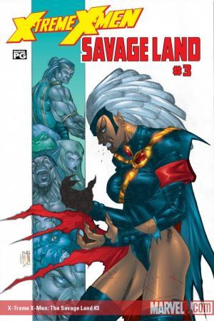 X-Treme X-Men: The Savage Land #3