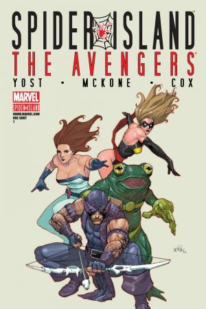Spider-Island: Avengers #1
