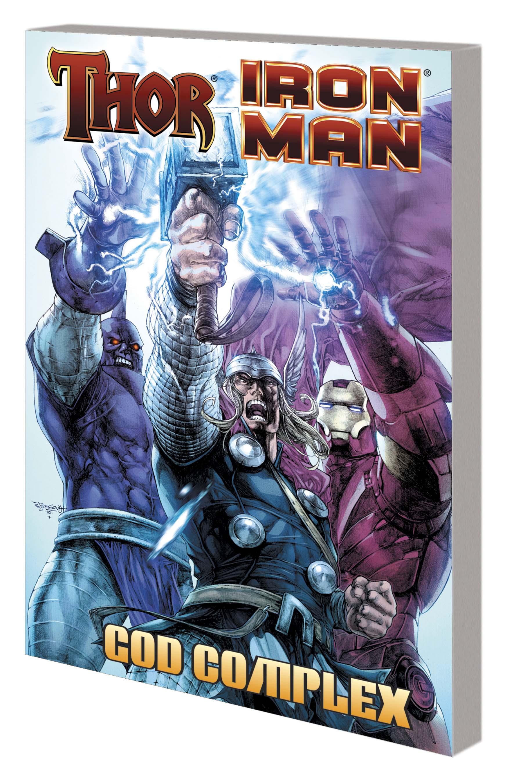 Iron Man/Thor (Trade Paperback)