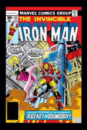 Iron Man (1968) #99
