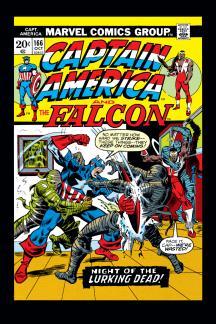Captain America (1968) #166