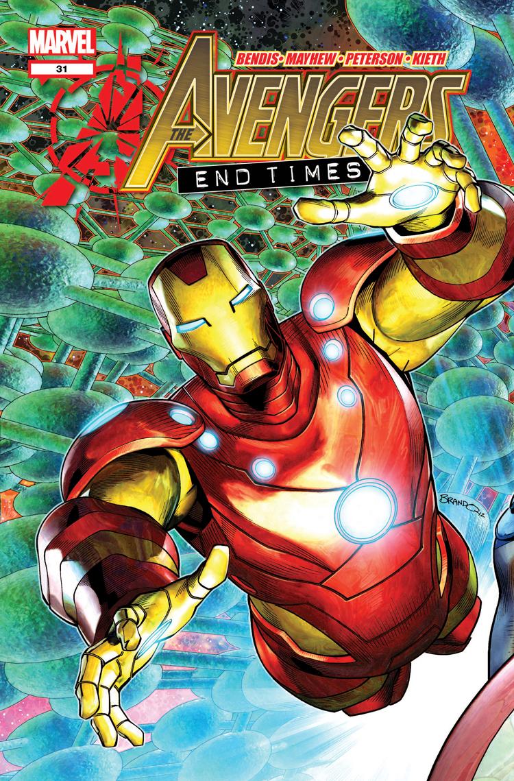 Avengers (2010) #31