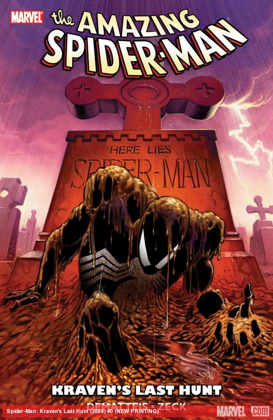 Spider-Man: Kraven's Last Hunt (Trade Paperback)