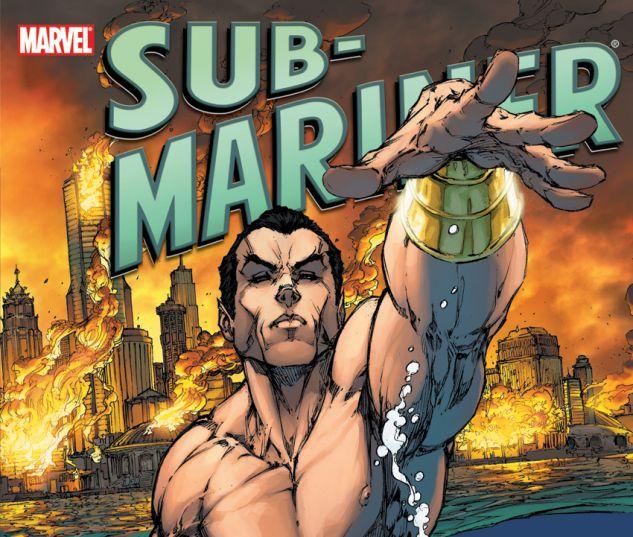 Sub-Mariner: Revolution (2008) TPB