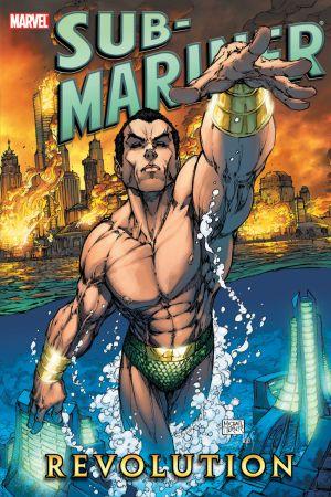Sub-Mariner: Revolution (Trade Paperback)
