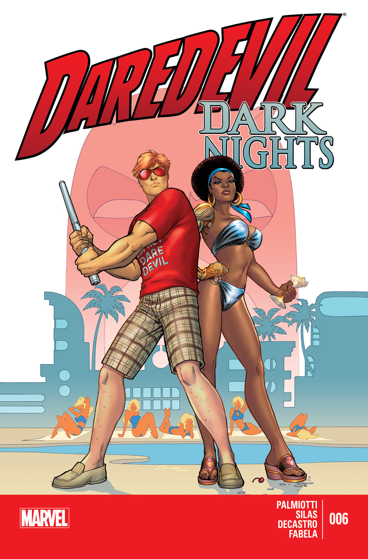 Daredevil: Dark Nights (2013) #6