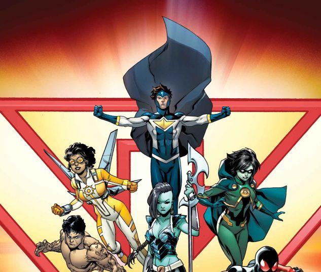 New Warriors (2014) #1 Samnee Animal Variant Cover
