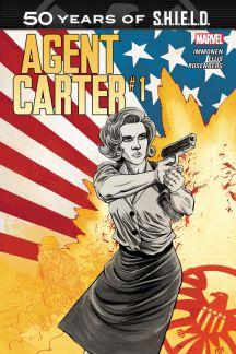 Agent Carter: S.H.I.E.L.D. 50th Anniversary #1