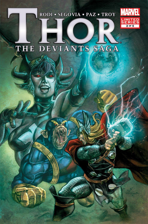 Thor: The Deviants Saga (2011) #2