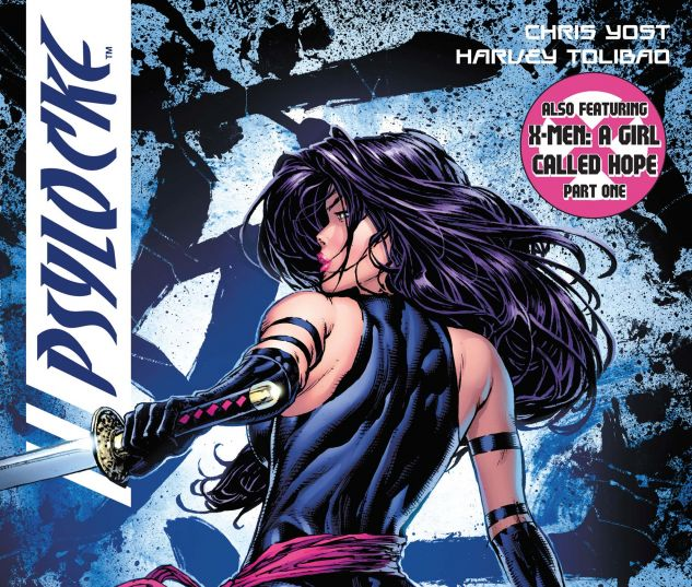 Psylocke (2009) #1
