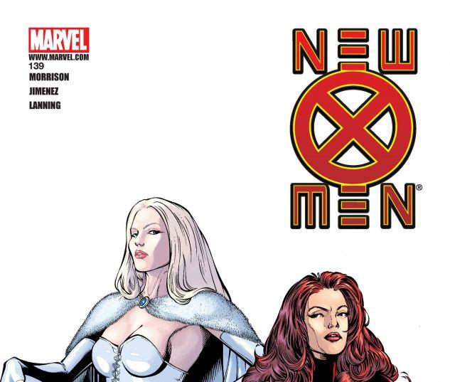 new x-men 139 cover