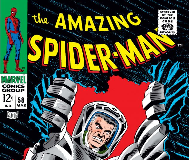 Amazing Spider-Man (1963) #58