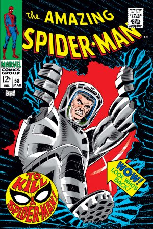 The Amazing Spider-Man (1963) #58