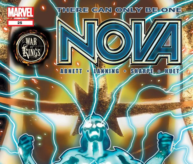 NOVA (2007) #25