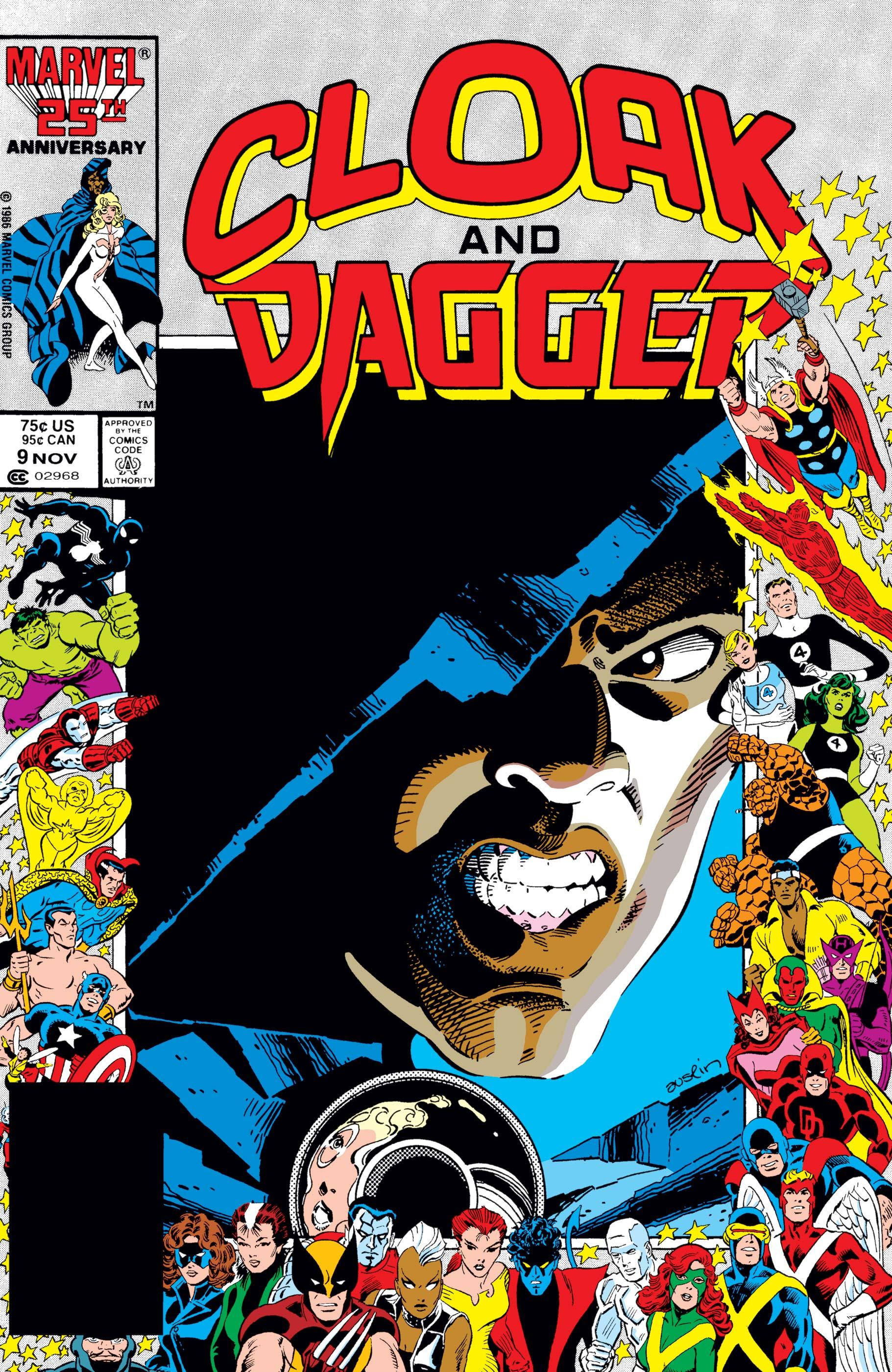 Cloak and Dagger (1985) #9