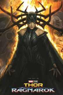 Marvel's Thor: Ragnarok - The Art of the Movie (Hardcover)