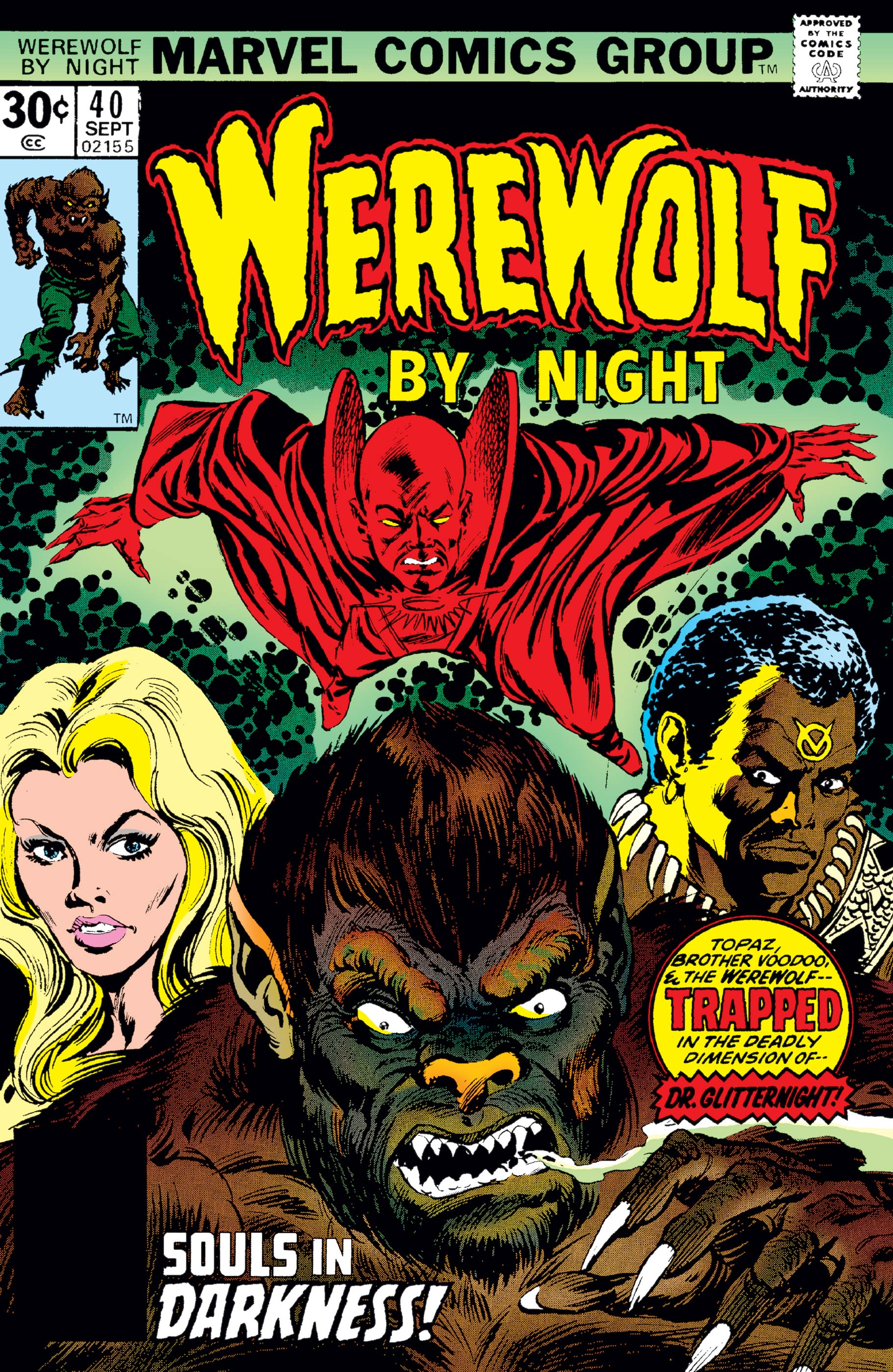 Werewolf By Night (1972) #40