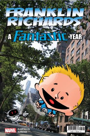 Franklin Richards: A Fantastic Year (2018) #1