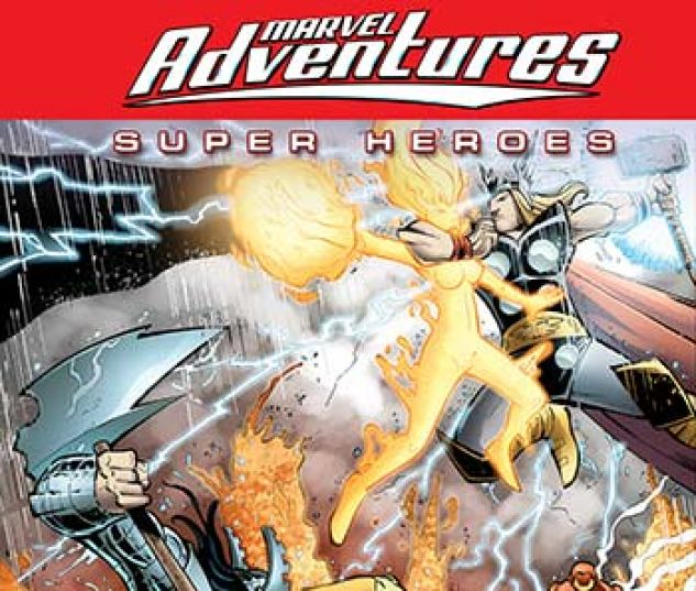 cover from Marvel Adventures: Super Heroes (Digital Comic) (2018) #4