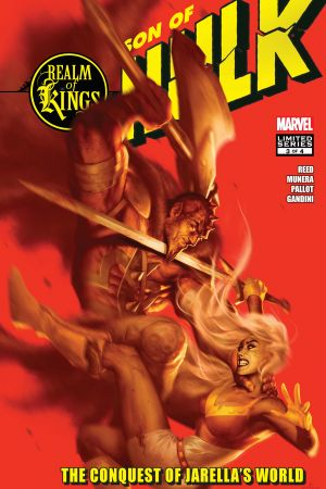 Realm of Kings: Son of Hulk #3