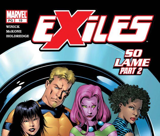 EXILES (2001) #19