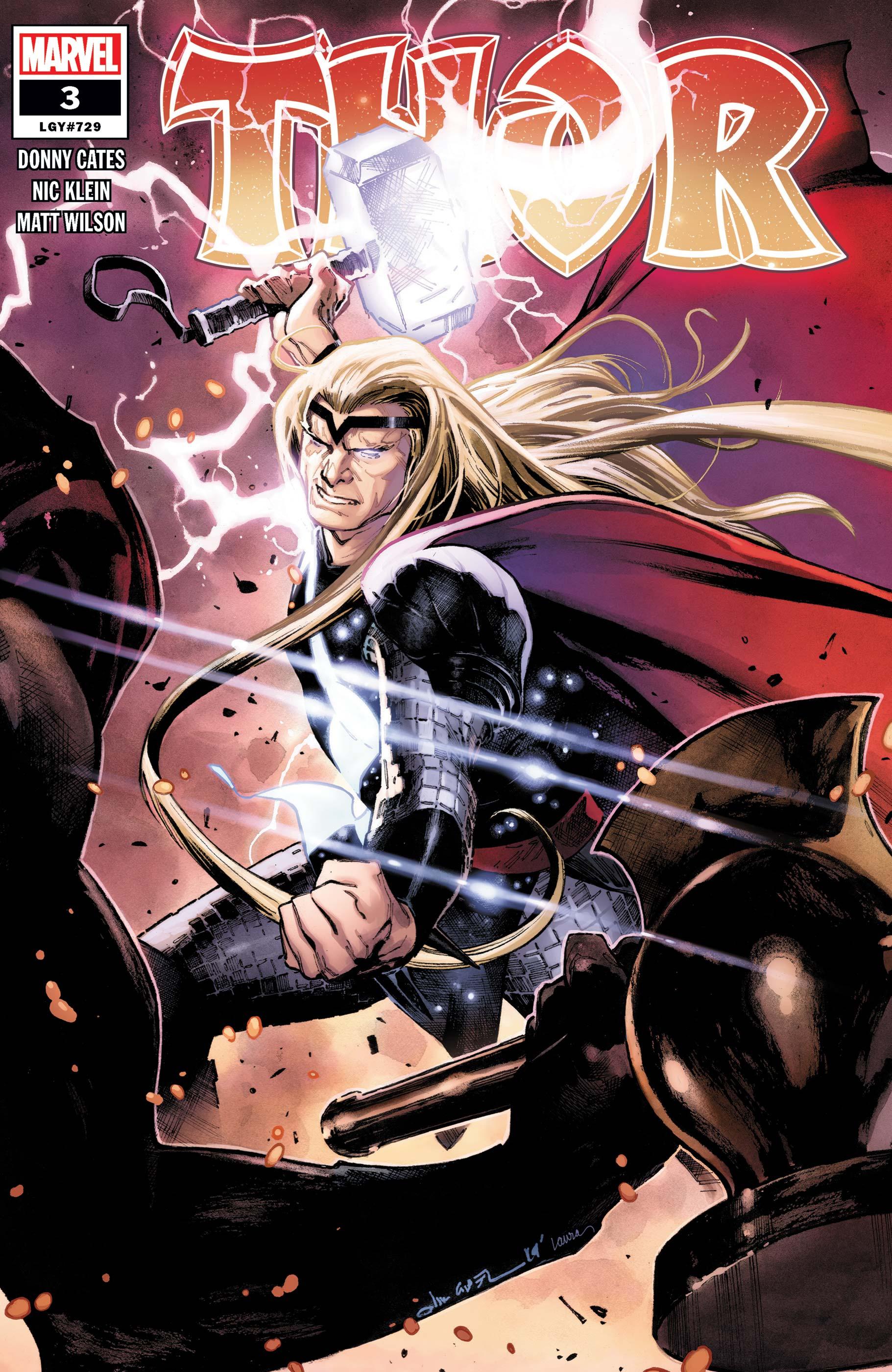 Thor (2020) #3