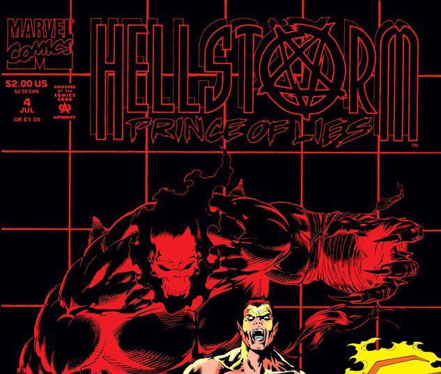 Hellstorm: Prince of Lies #4