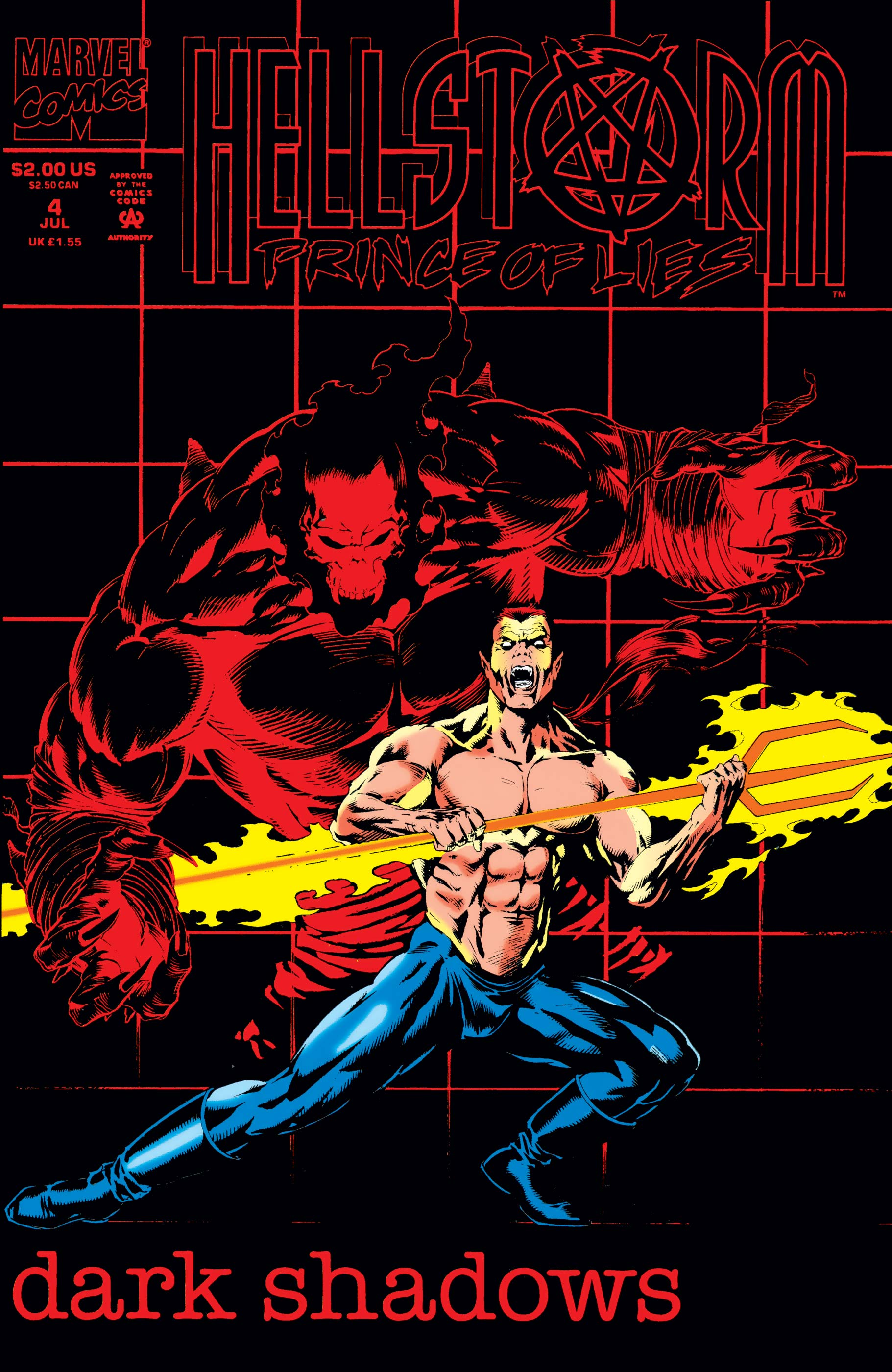 Hellstorm: Prince of Lies (1993) #4