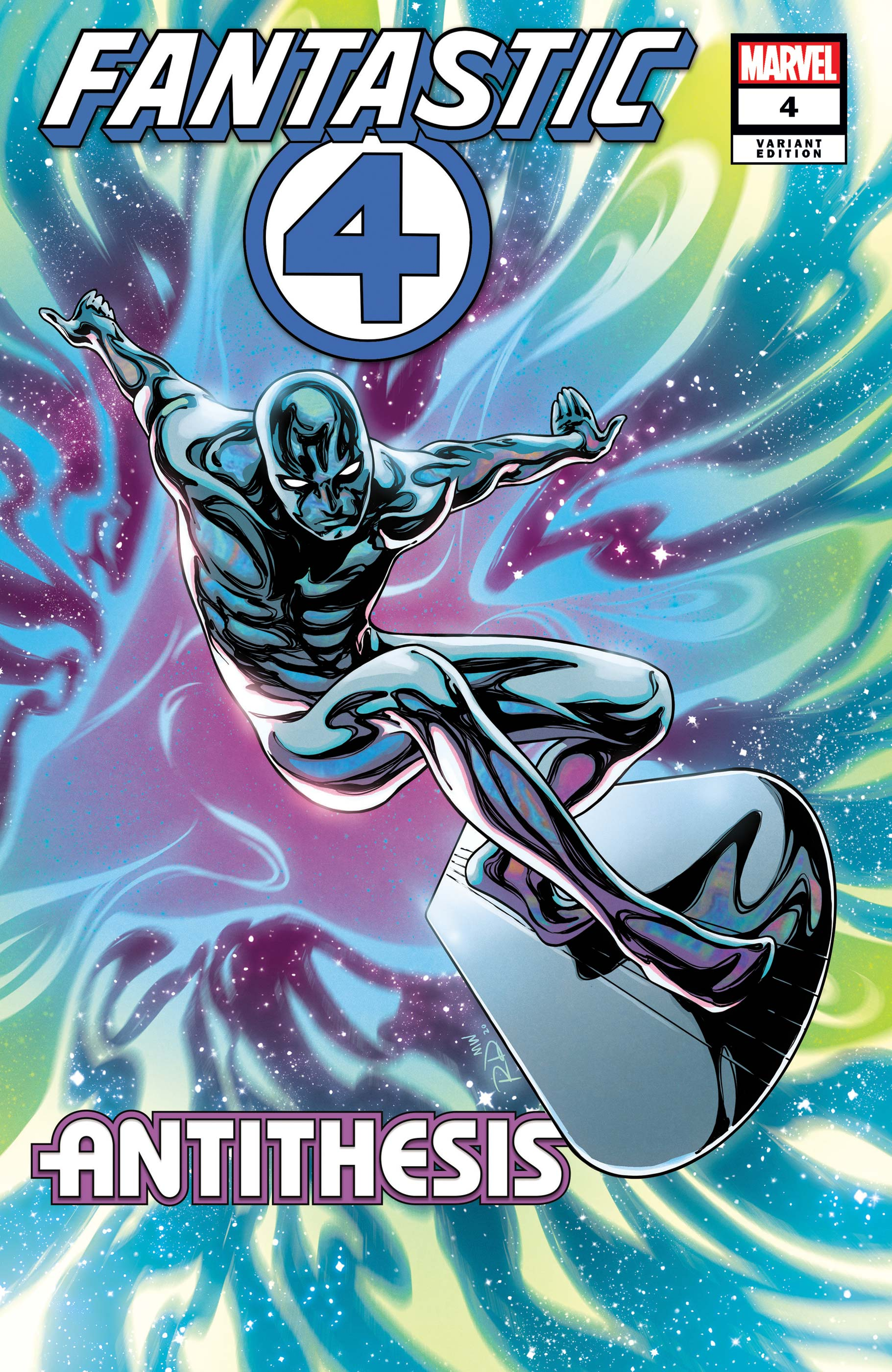 Fantastic Four: Antithesis (2020) #4 (Variant)