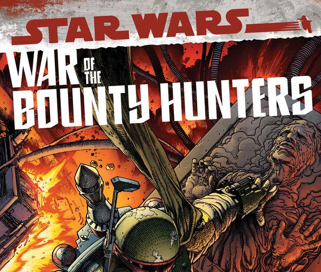 STAR WARS: WAR OF THE BOUNTY HUNTERS ALPHA 1 #1