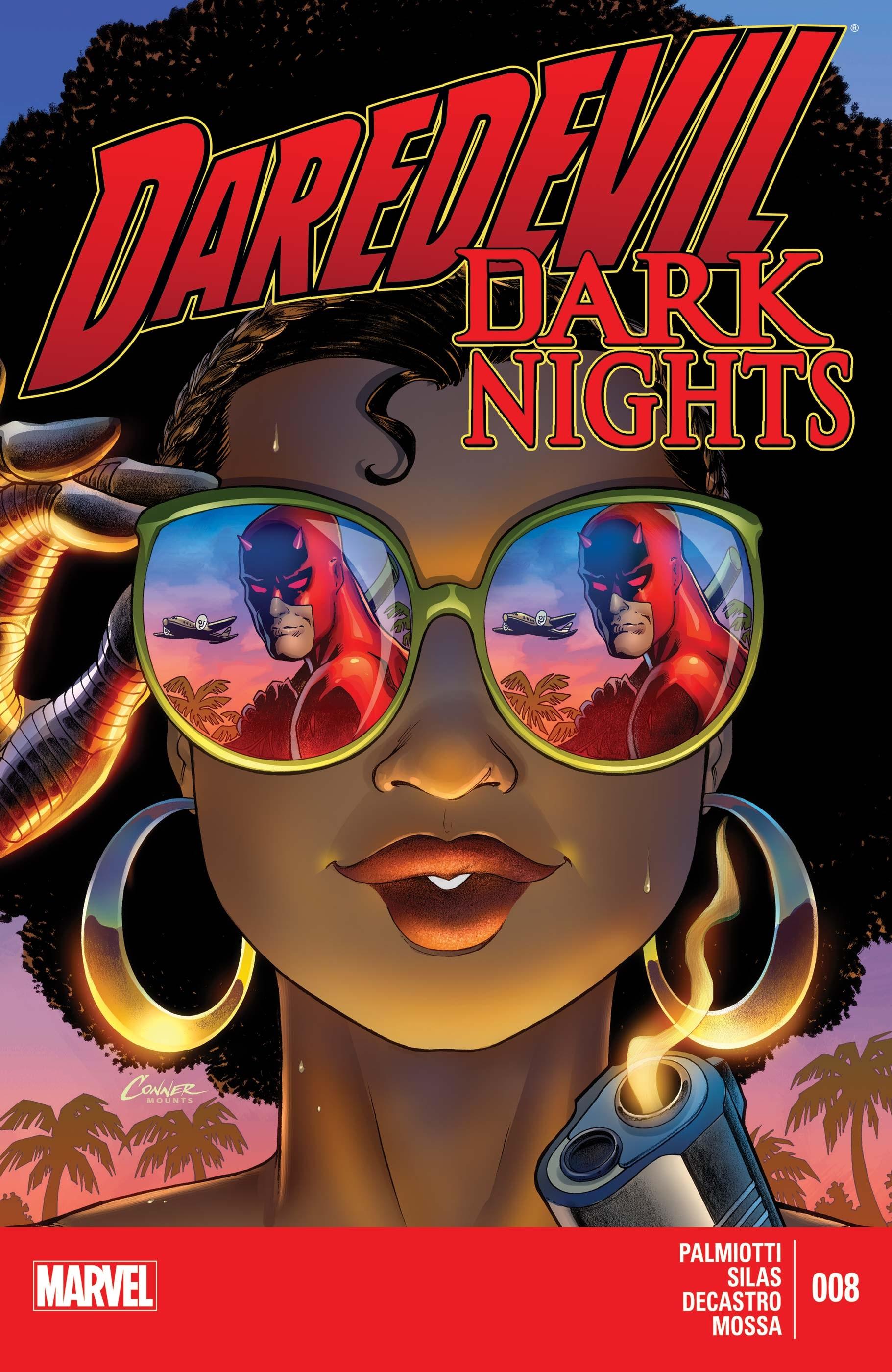 Daredevil: Dark Nights (2013) #8