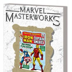 Marvel Masterworks: Captain America Vol. 1 Variant