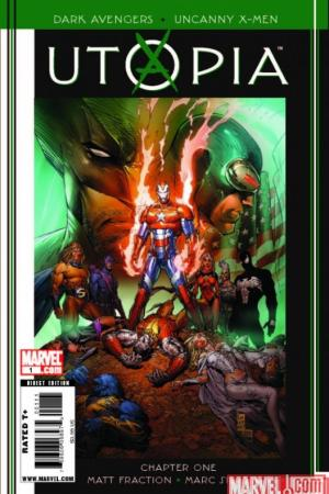 Dark Avengers/Uncanny X-Men: Utopia (2009)