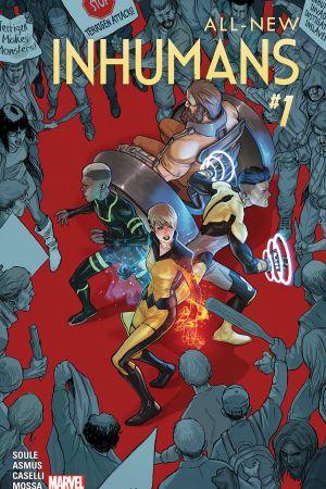 All-New Inhumans (2015) #1