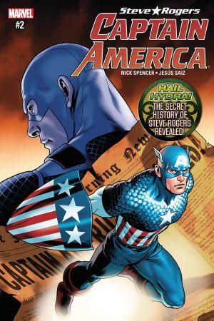 Captain America: Steve Rogers (2016) #2