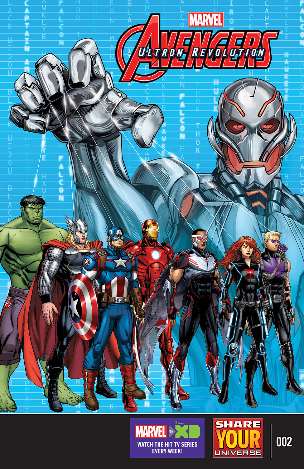 marvel avengers ultron revolution last episode