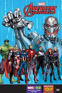 Marvel Universe Avengers: Ultron Revolution (2016) #2