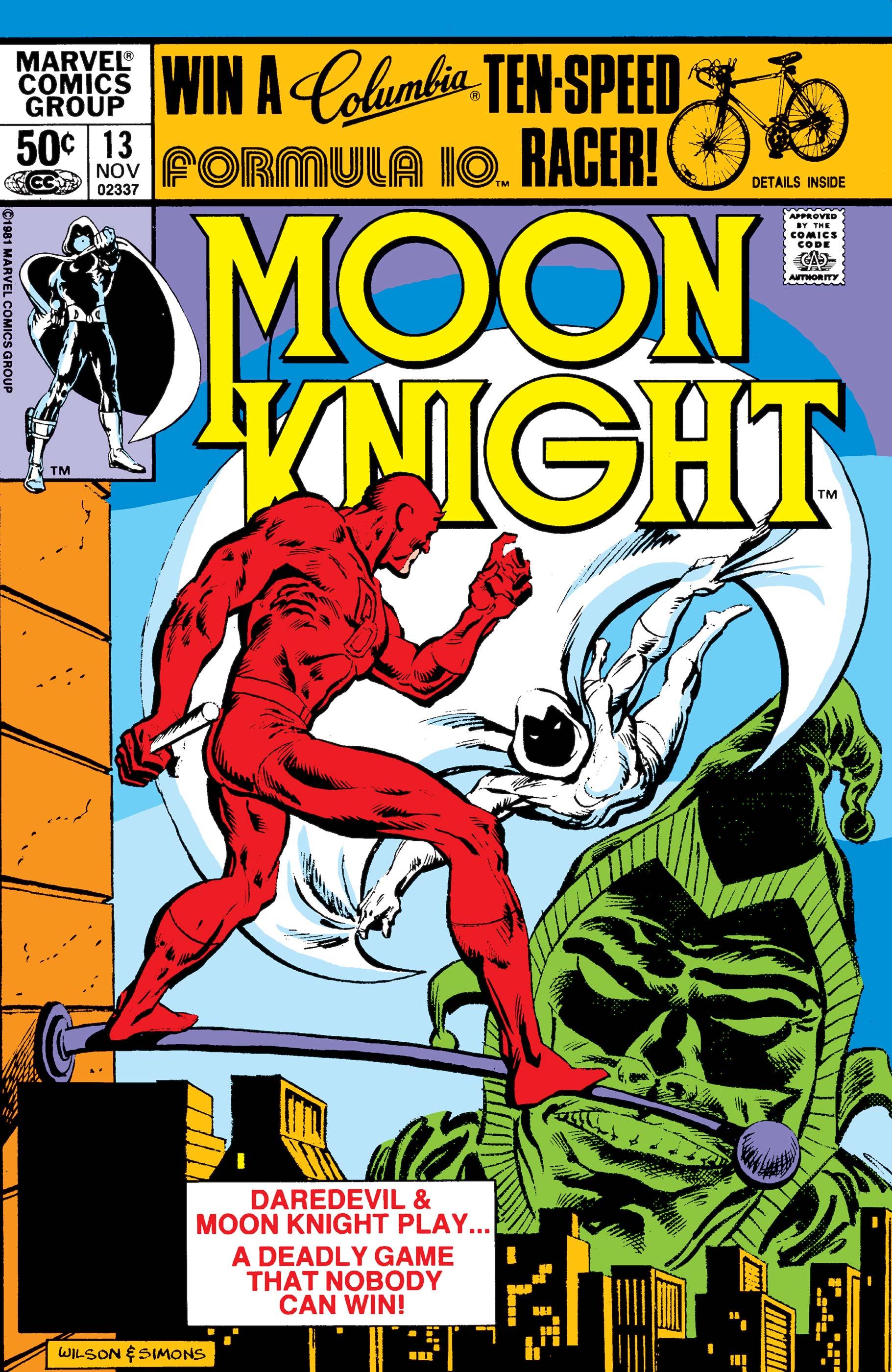 Moon Knight (1980) #13