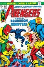 Avengers (1963) #141 cover