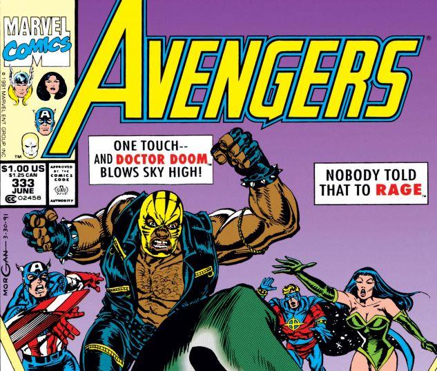 AVENGERS (1963) #333