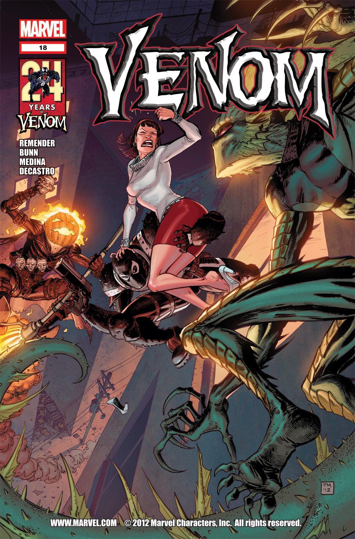 Venom (2011) #18